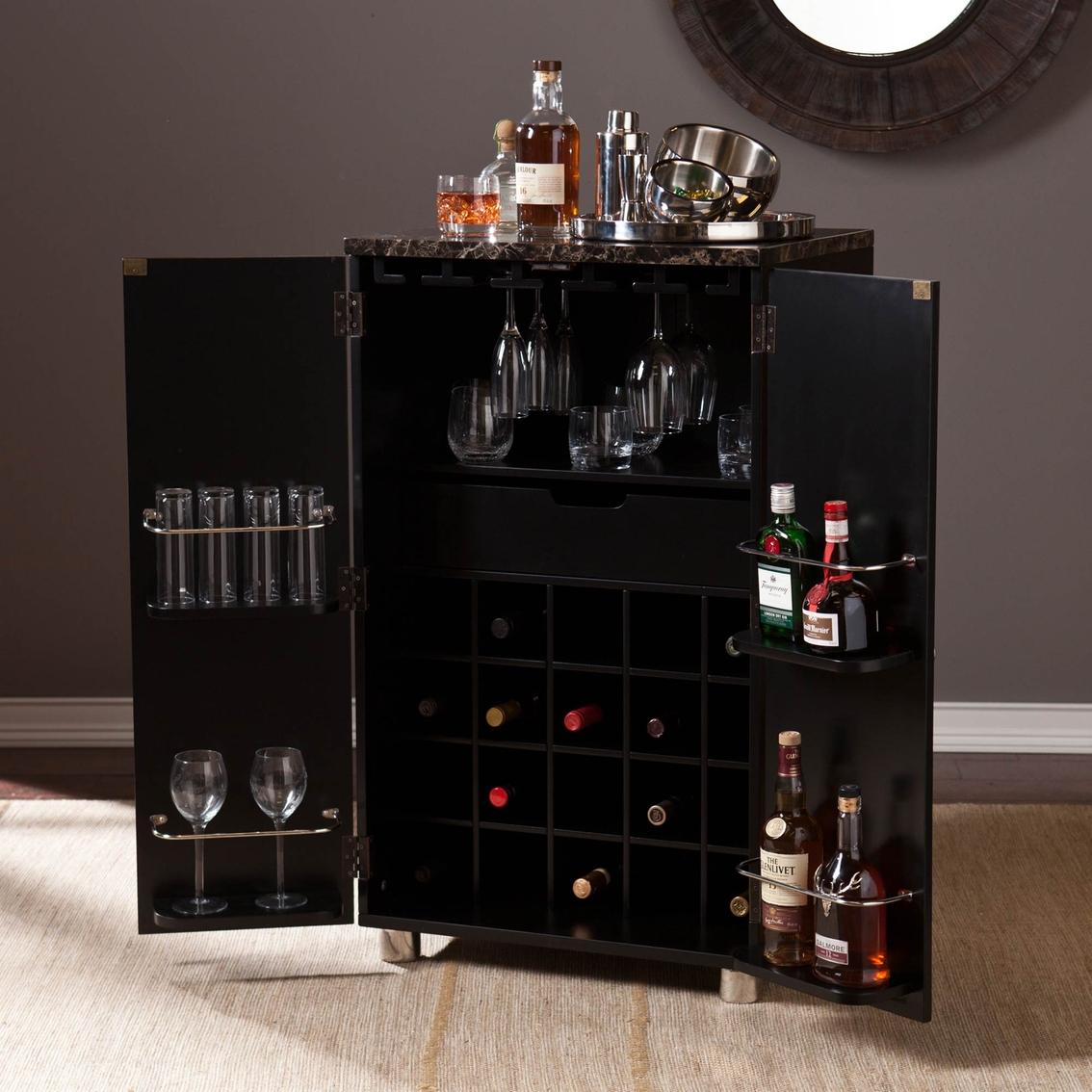 Sei Cape Town Contemporary Bar Cabinet   Bar Furniture   Home ...