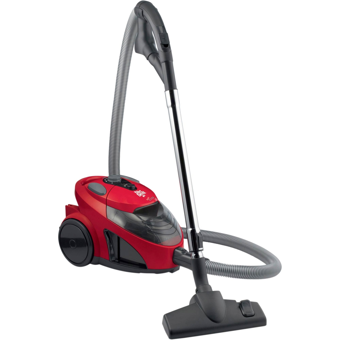 dirt devil ez lite bagless canister vacuum vacuums. Black Bedroom Furniture Sets. Home Design Ideas