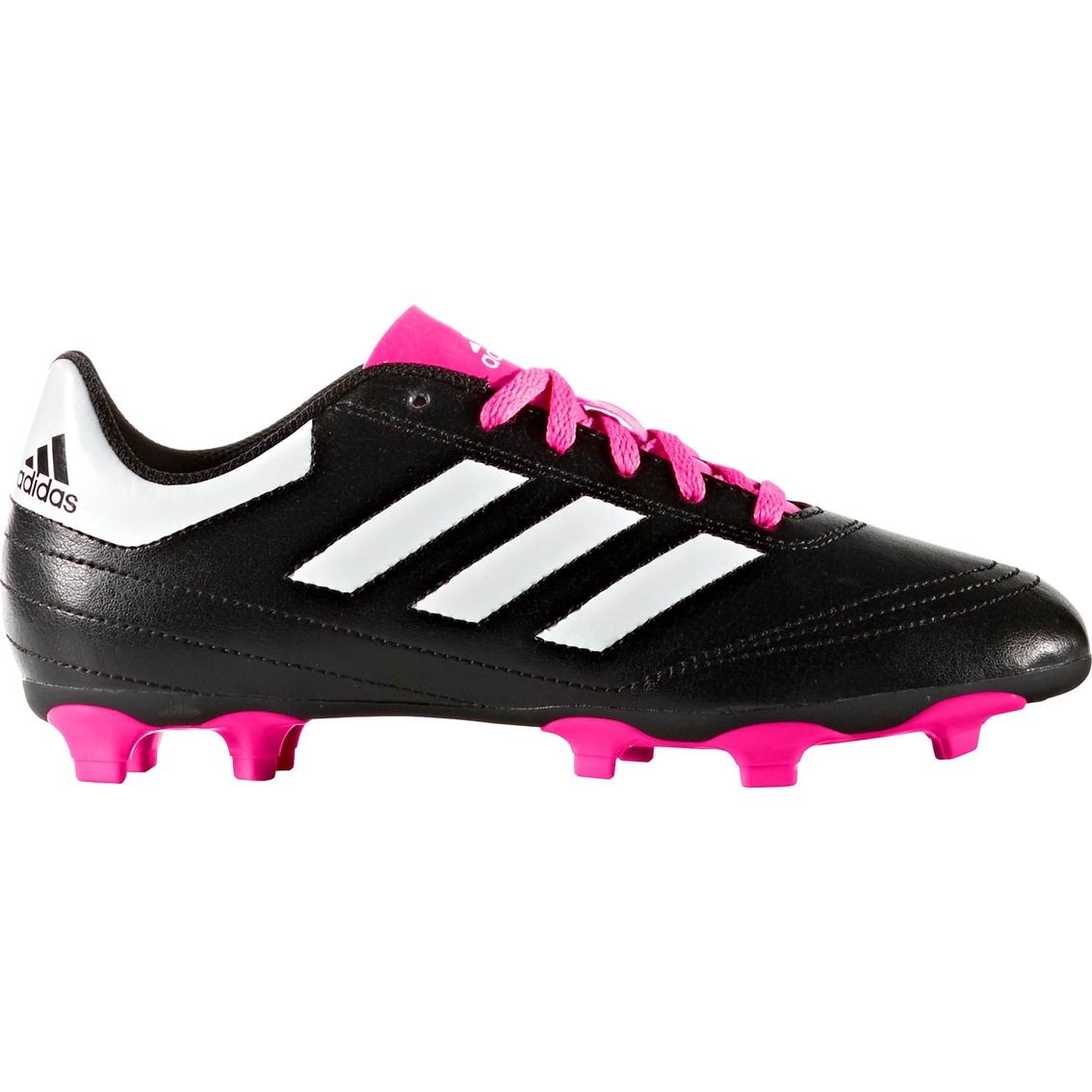 95e0a00172679 Adidas Girls Goletto Vi Fg J Soccer Cleats | Children's Athletic ...