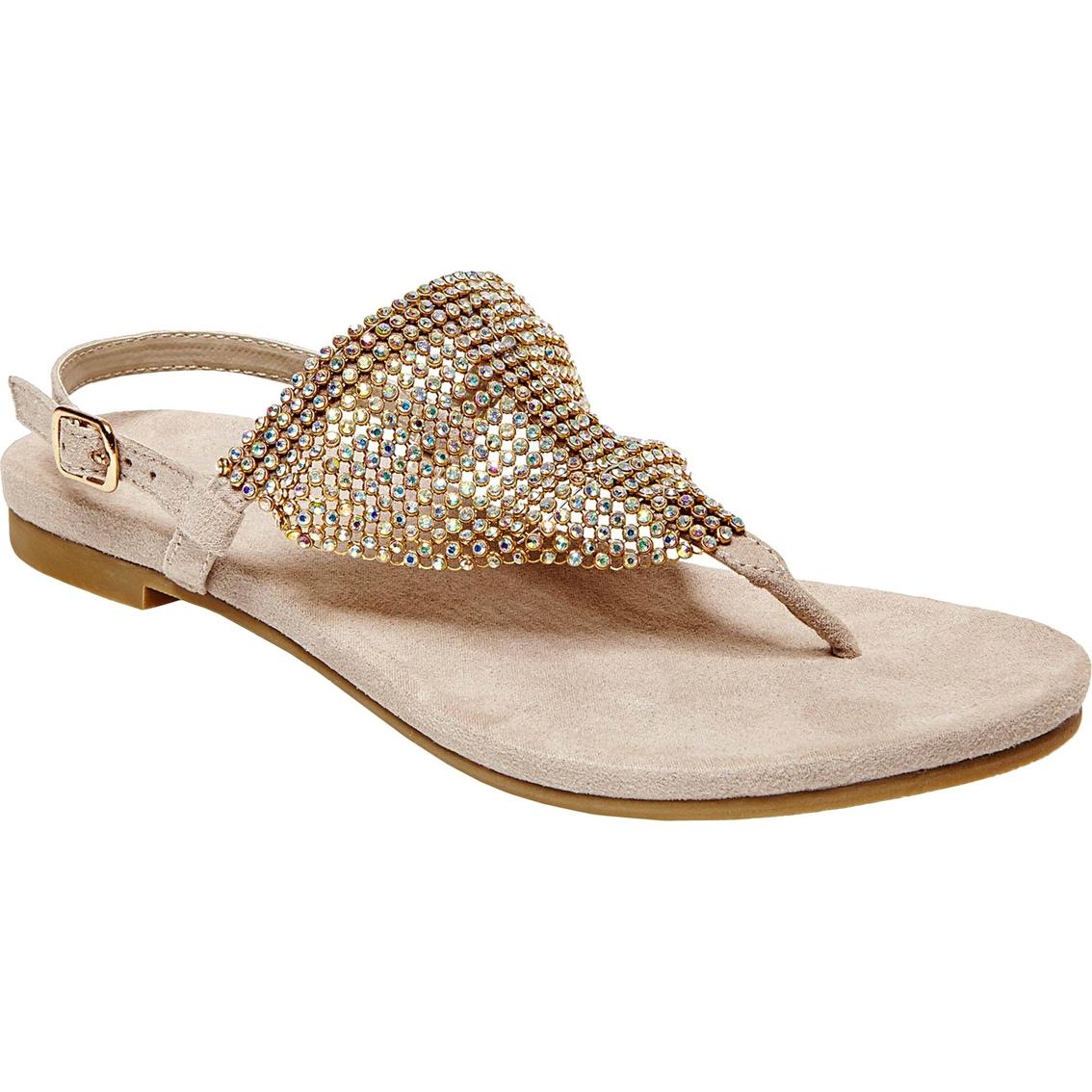 5683fe7b782e Madden Girl Daniii Flat Sandals