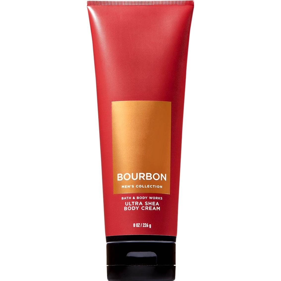 292638edfe Bath & Body Works Men's Collection Bourbon Body Cream | Body & Hair ...