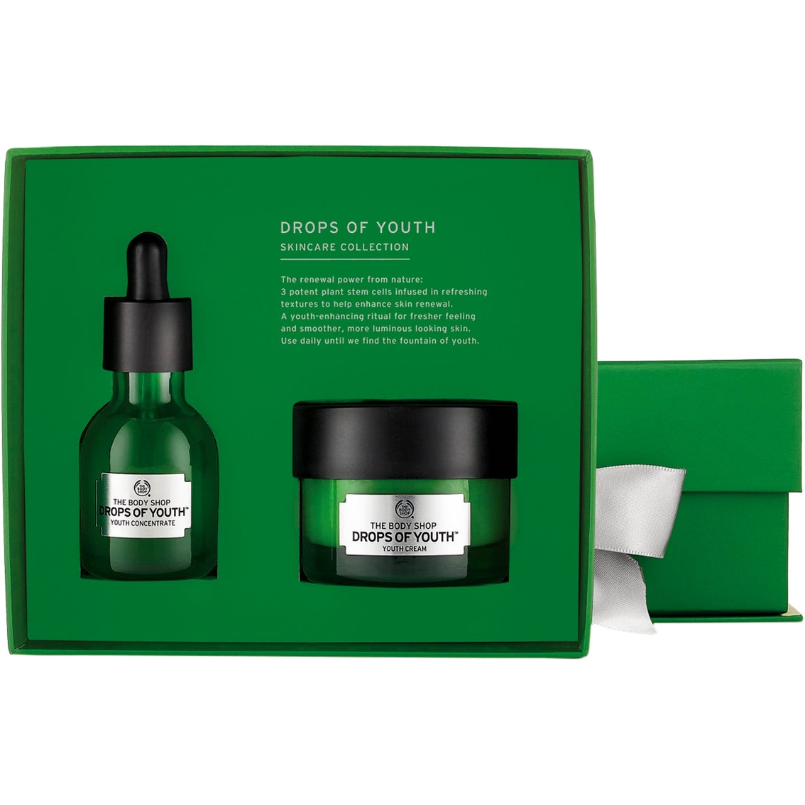 The Body Shop Drops Of Youth Daily Youth-enhancing Duo Gift Set | Body U0026 Bath Gift Sets | Beauty ...