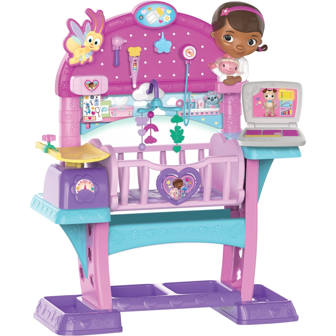 Disney Junior S Doc Mcstuffins Baby All In One Nursery