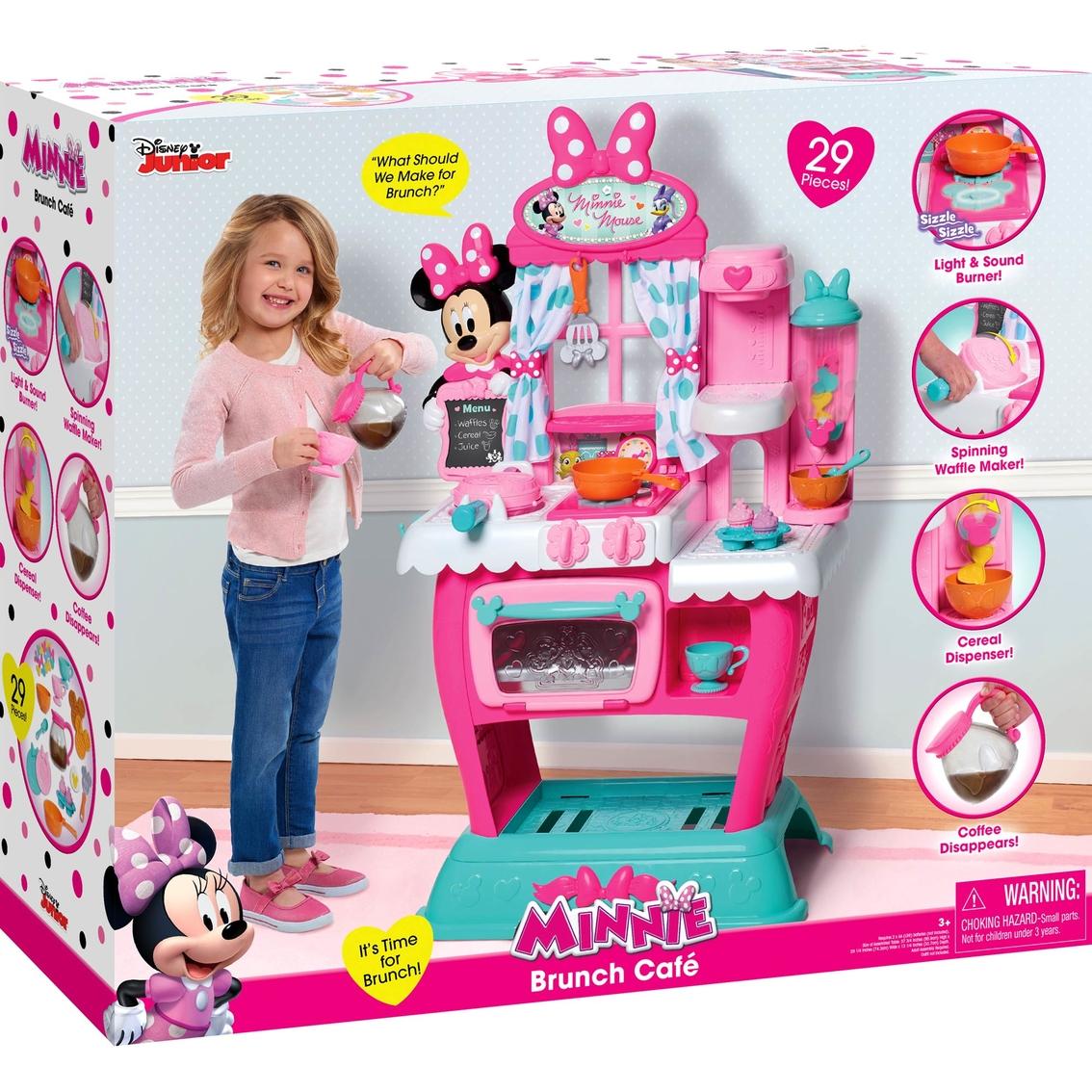 Disney Minnie Mouse Flippin Fun Kitchen Play Set