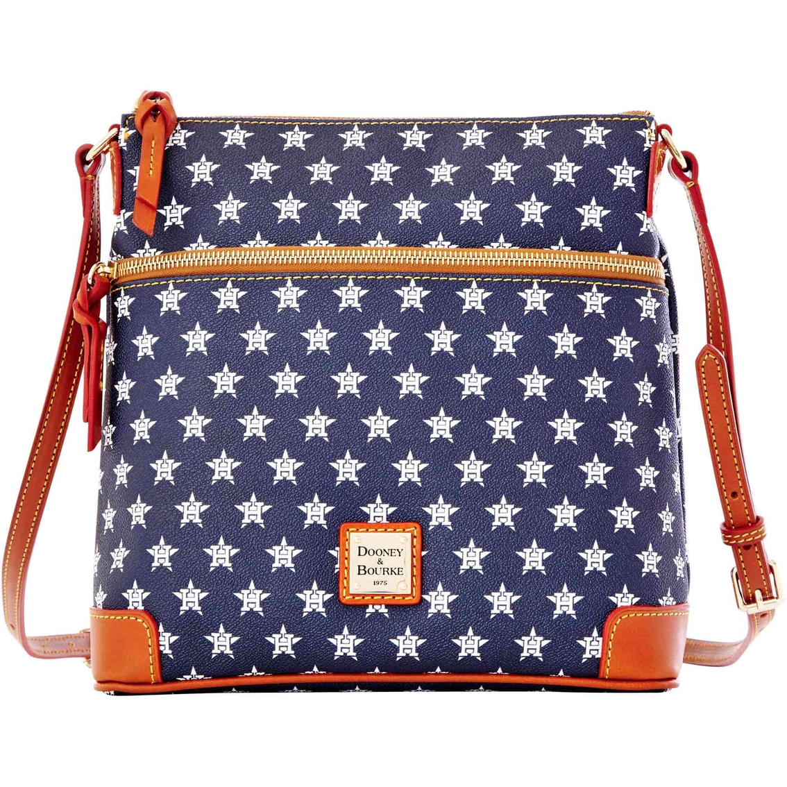 Dooney Amp Bourke Mlb Houston Astros Crossbody Handbags