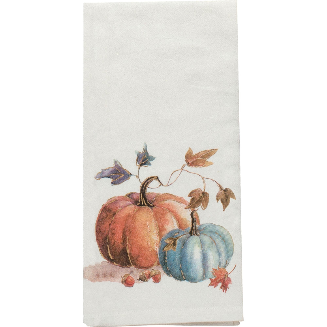 Kay Dee Designs My Fall Inspiration Pumpkin Flour Sack Towel ...