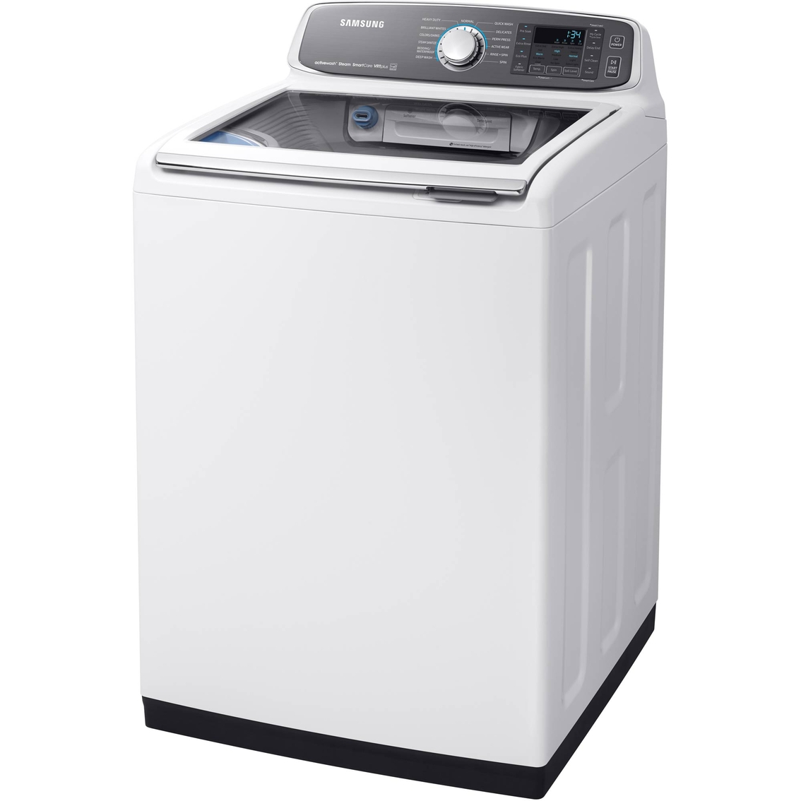 Samsung 5.2 Cu. Ft. Top Load Washer | Washers & Dryers ...