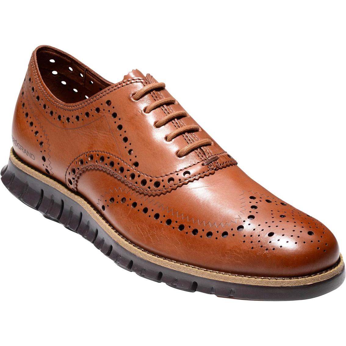 40dcb8989b8 Cole Haan Men s Zerogrand Wingtip Oxford Shoes