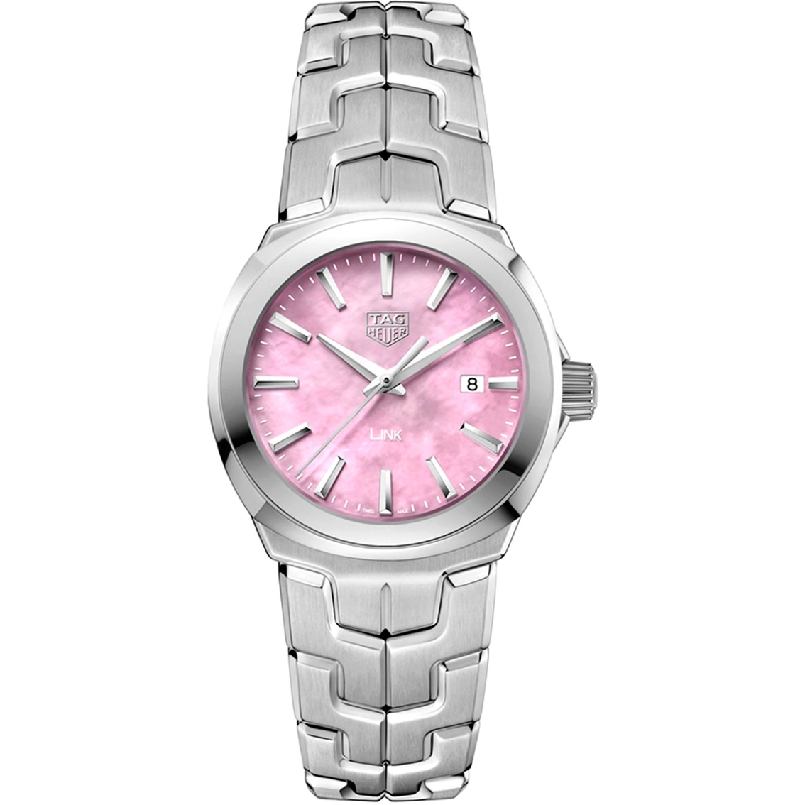 Tag Heuer Women\'s Lady Links Watch 32mm Wbc1317ba0600 | Stainless ...