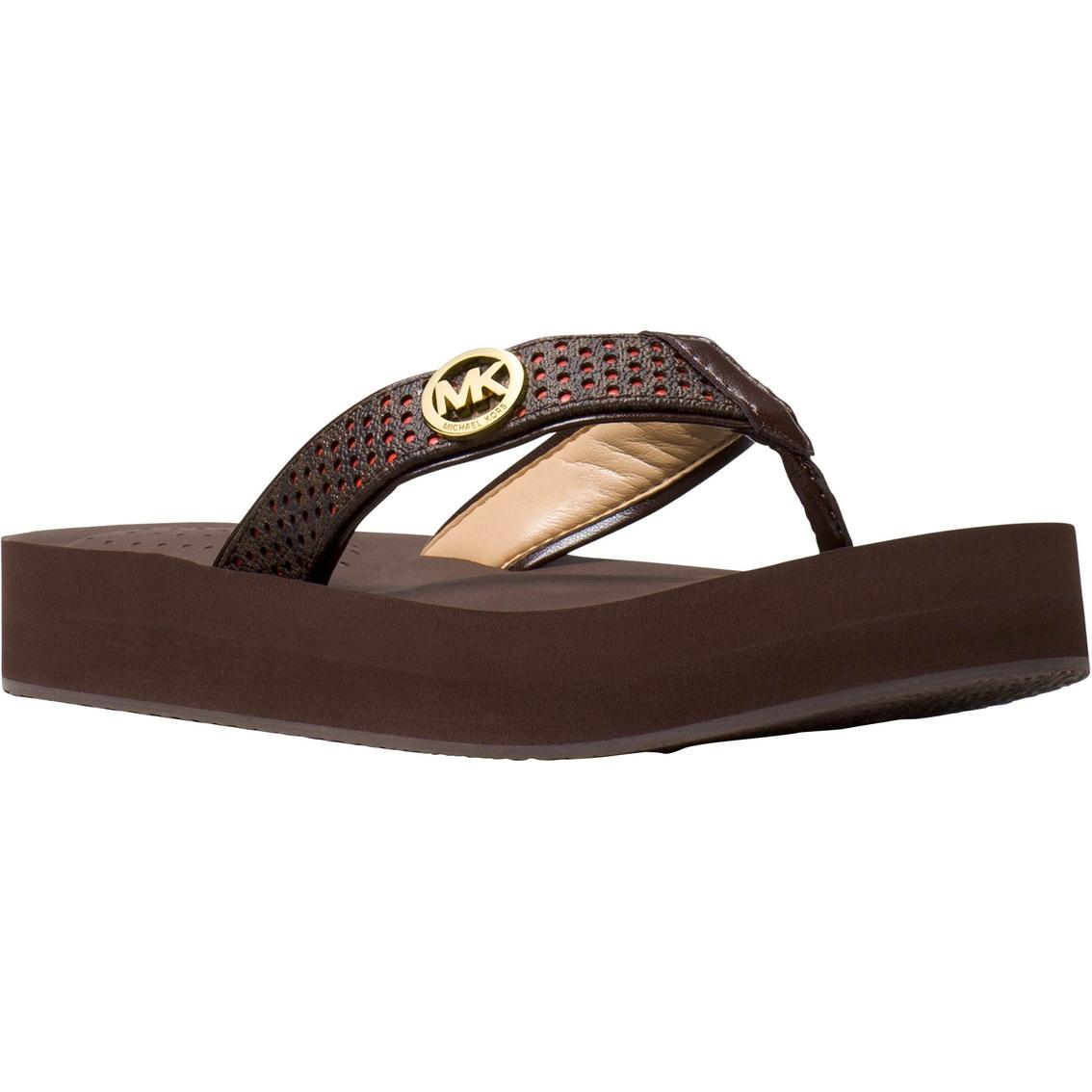 4250fd0cf Michael Kors Gage Flip Flop Sandals