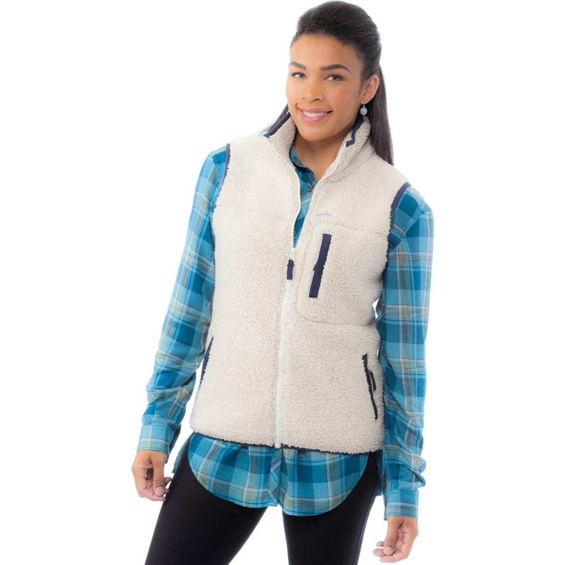 Columbia Mountain Side Heavyweight Fleece Vest Vests