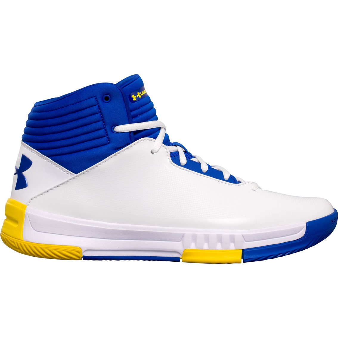 Under Armour Lockdown Basketball Shoes Review