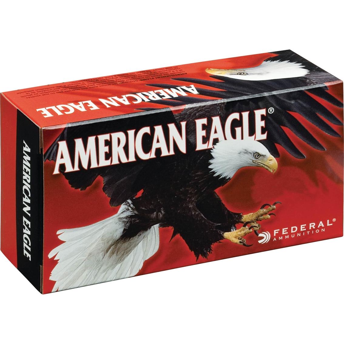 Federal American Eagle 6.5 Creedmoor 140 Gr. Open Tip Match, 20 ...