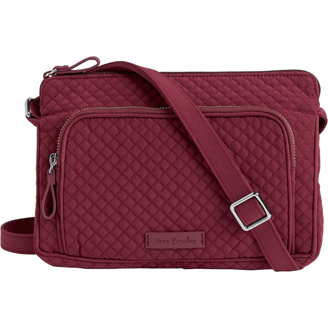 0ec907331906 Vera Bradley Iconic Rfid Little Hipster Handbag, Hawthorne Rose ...