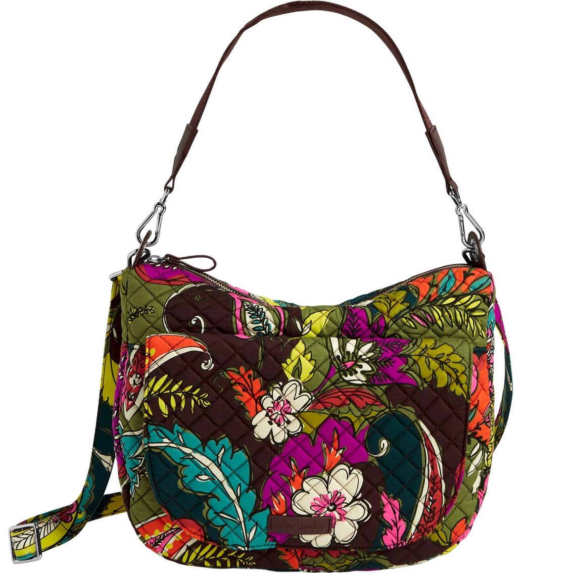 Vera Bradley Carson Shoulder Bag, Autumn Leaves | Shop By Pattern ...