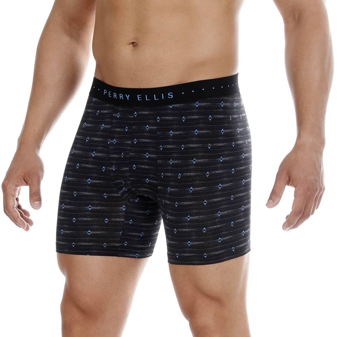Perry Ellis Print Boxer Briefs Underwear Apparel Shop The Exchange