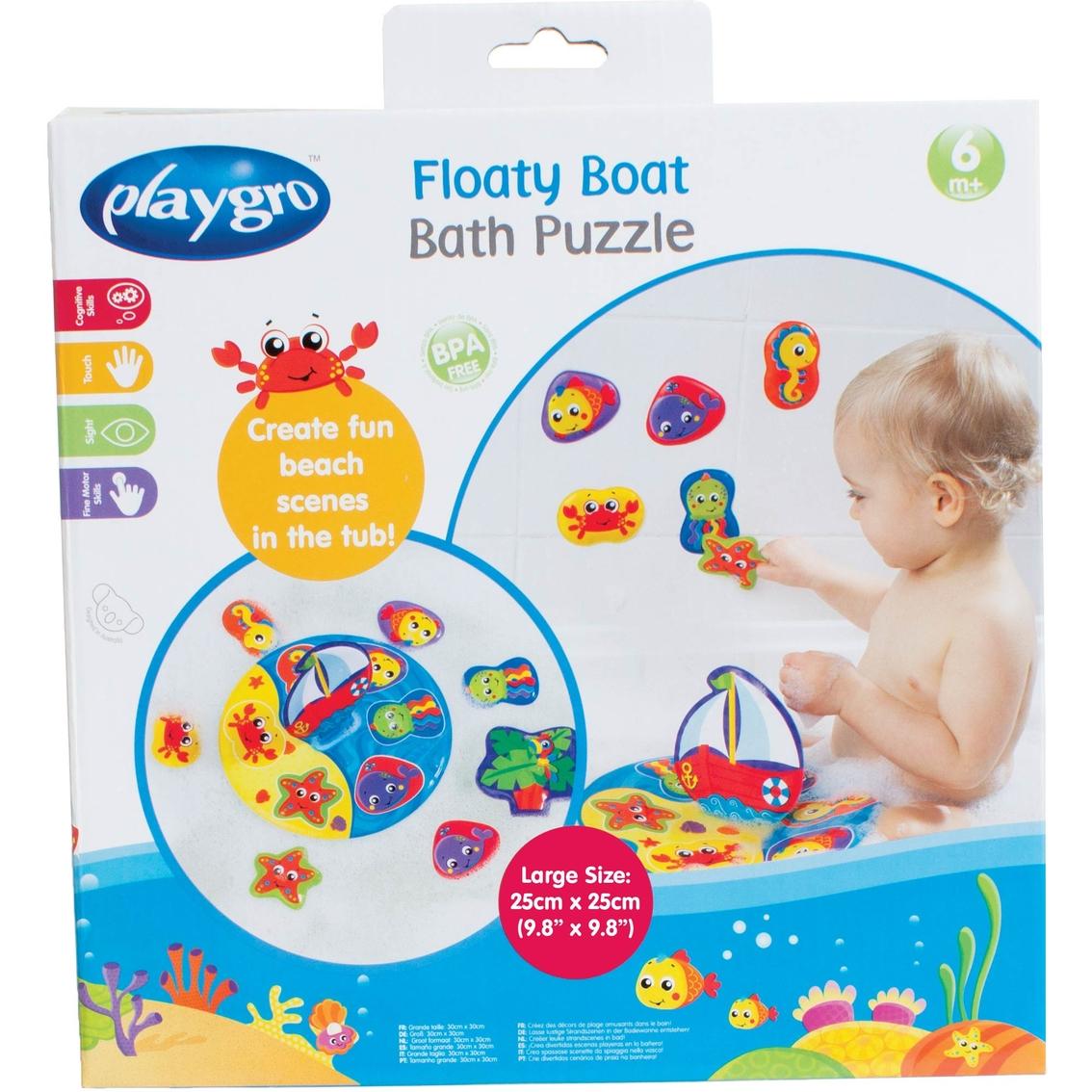 Playgro Floaty Boat Bath Puzzle   Bath Toys   Baby & Toys   Shop The ...