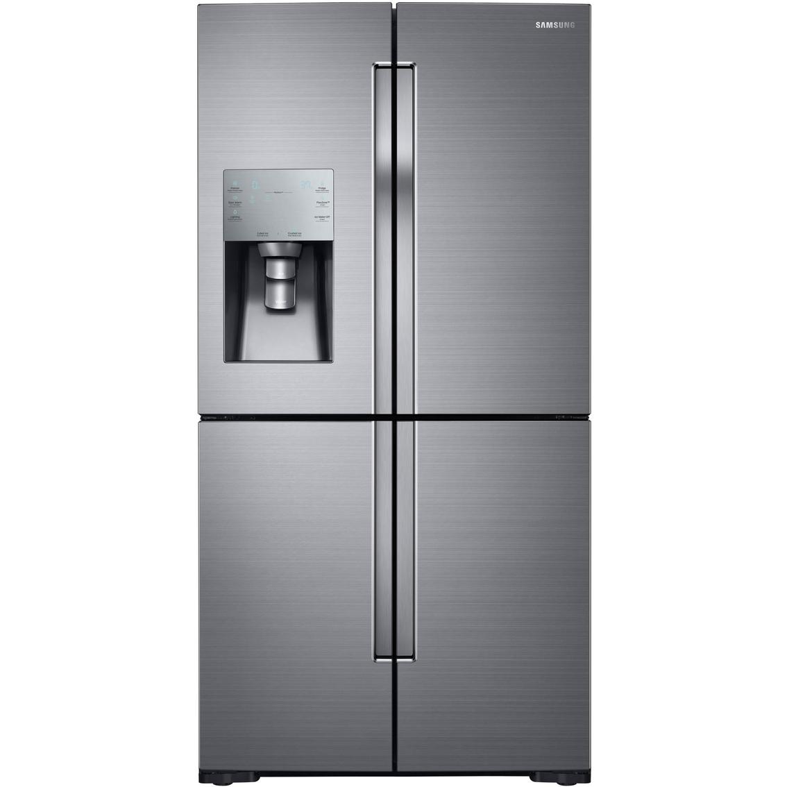 Ft. 4 Door Flex Refrigerator With FlexZone
