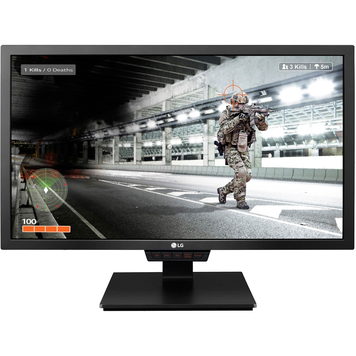9fcdc0aa8 Lg 24 In. 144hz Ips Full Hd Led Gaming Monitor 24gm79g-b