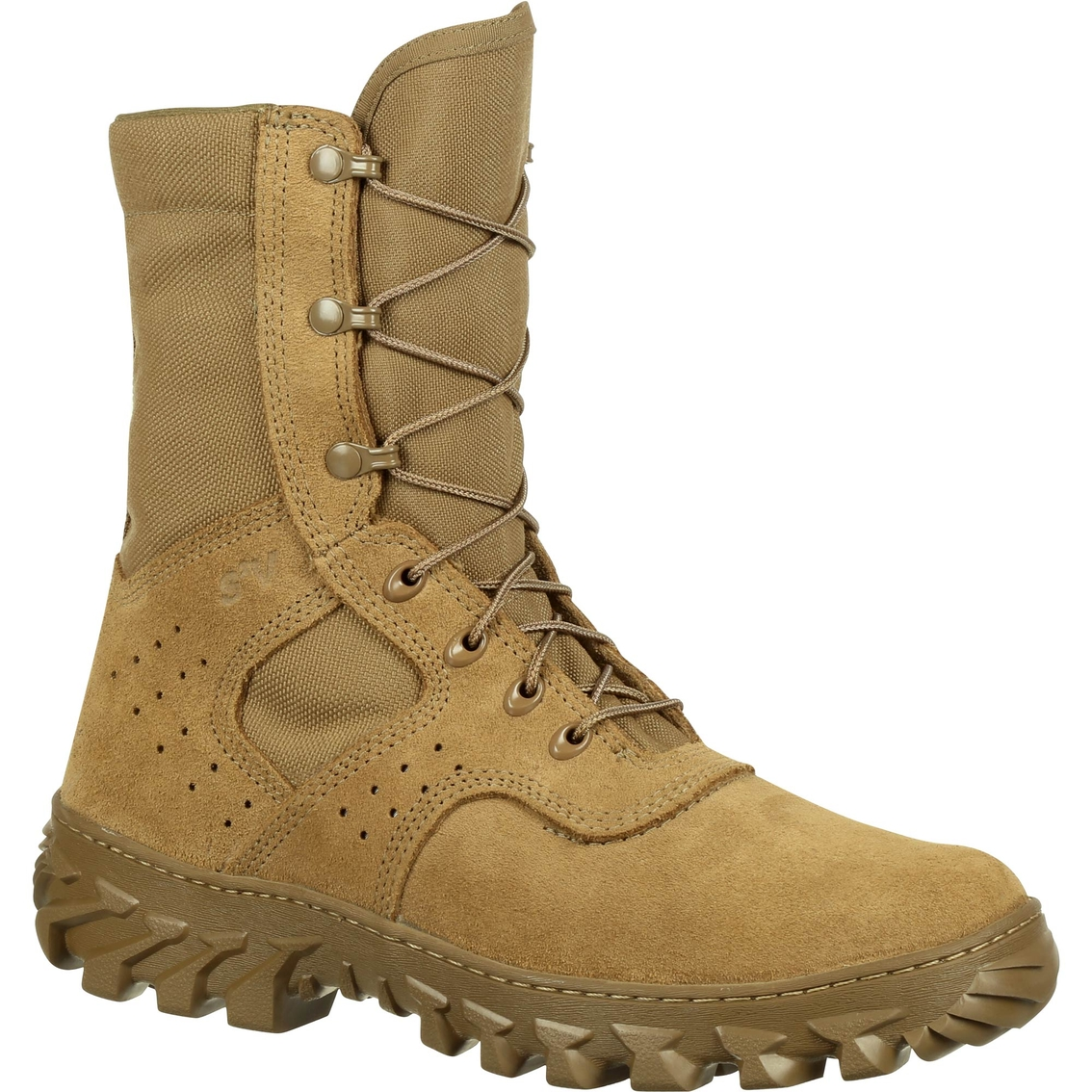 Rocky S2v Enhanced Hot Weather Jungle Boots Coyote Brown Boots