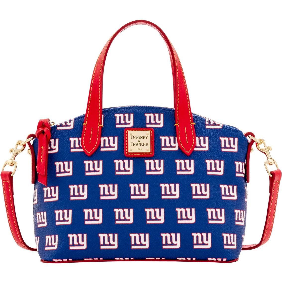 Dooney Bourke Nfl New York Giants Ruby Bag
