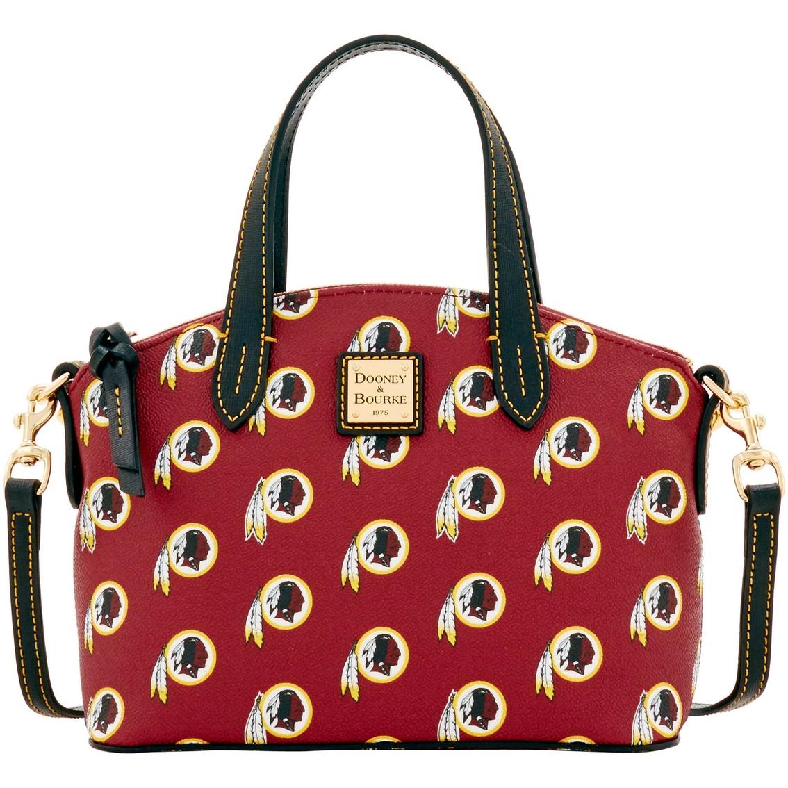 Dooney   Bourke Nfl Washington Redskins Ruby Bag  e0b3741c3