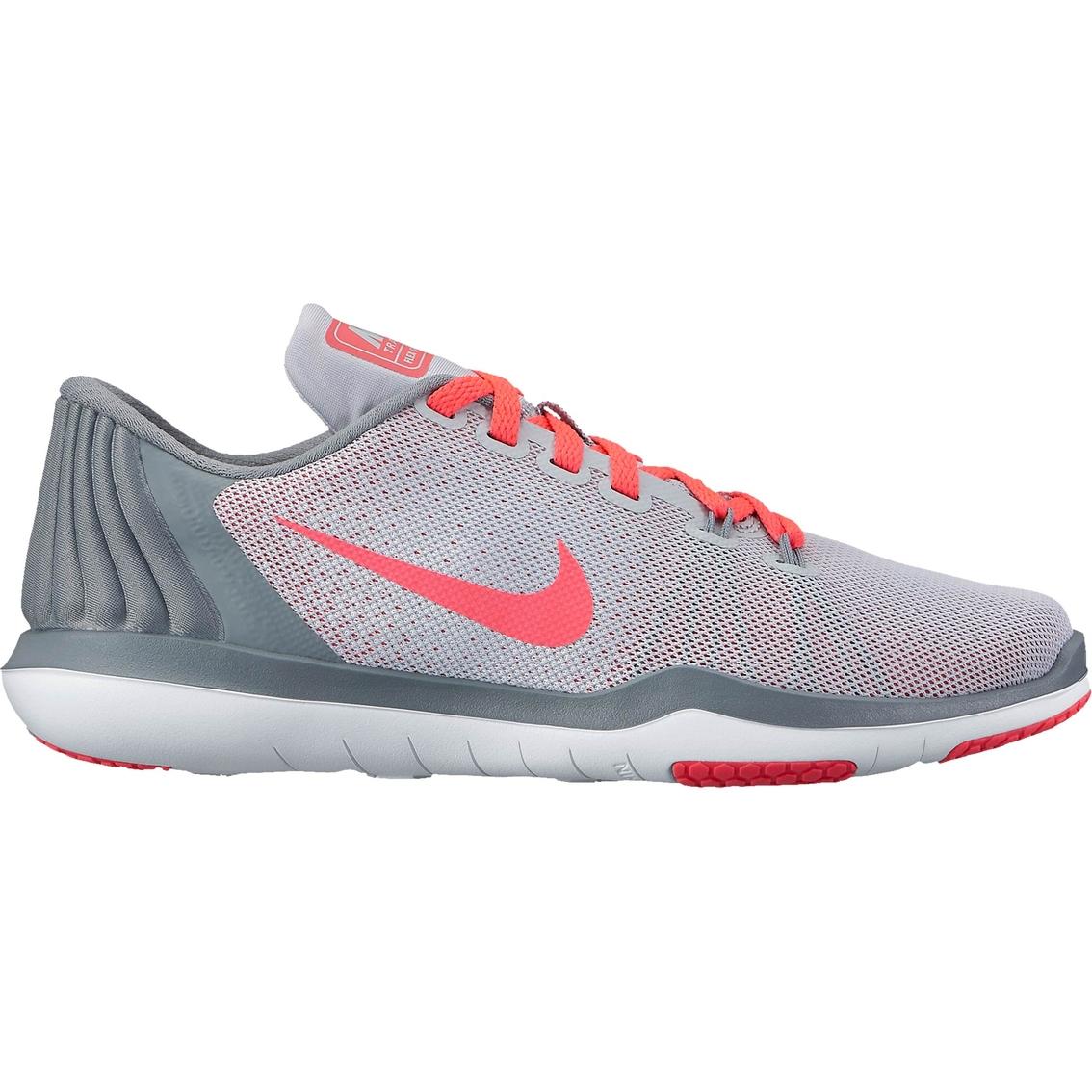 ac241971ac13 Nike Grade School Girls Flex Supreme Tr 5 Training Shoes ...