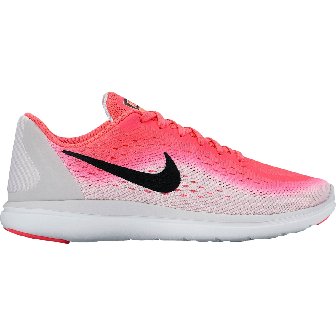 66653fa0a1 Nike Grade School Girls Flex Run 2017 Running Shoes | Children's ...