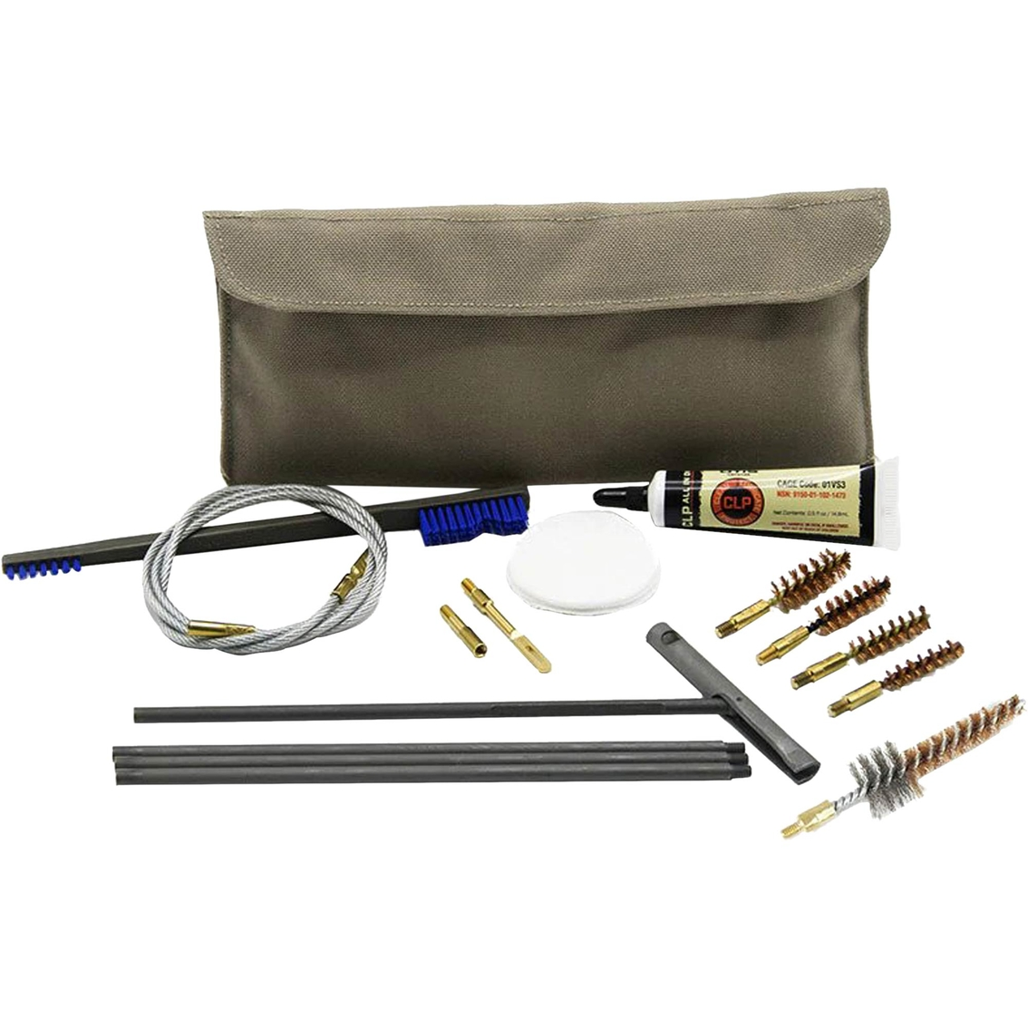 New Empty M16 Portable Cleaning Tool Kit Set Pouch