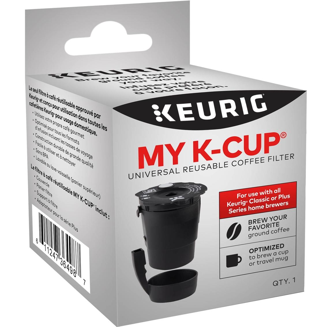 Keurig My K-cup Universal Reusable Filter   Beverages & Coffee