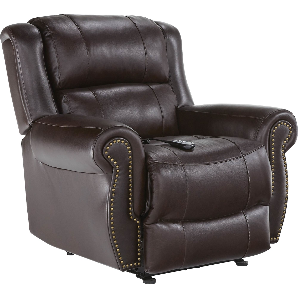 Best Home Furnishings Terrill Leather Power Wall Hugger