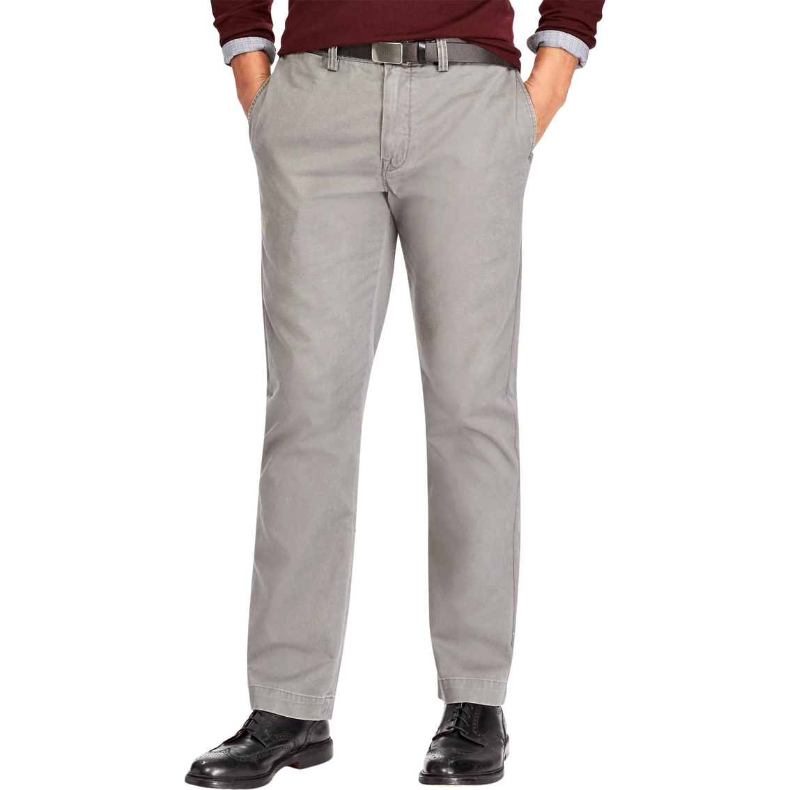 Cotton Fit Polo Pants Classic Chino Lauren Ralph DY2HIE9eW
