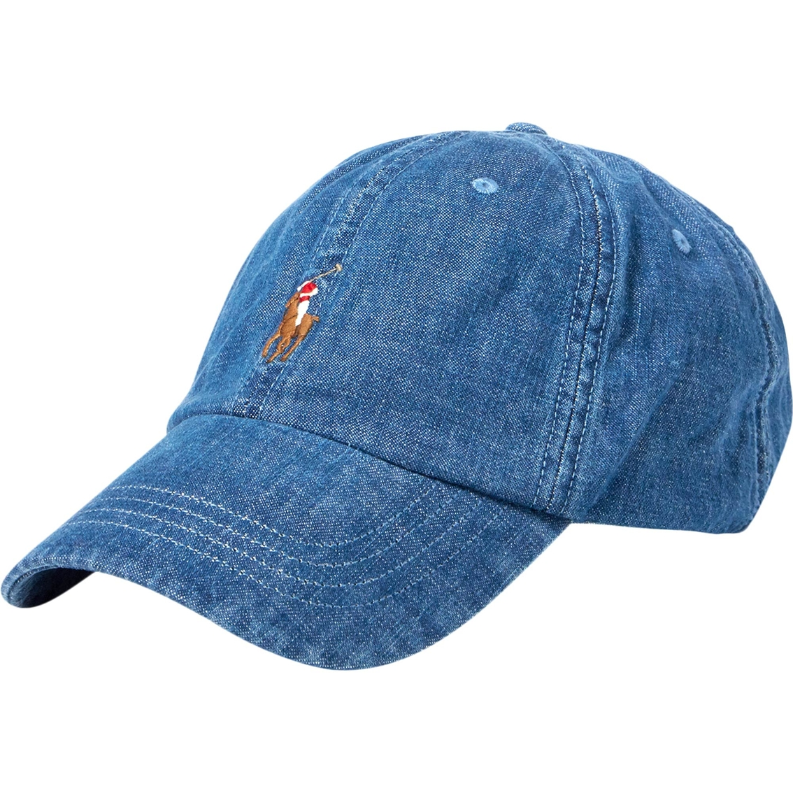 74fbfaea554 Polo Ralph Lauren Denim Sports Cap