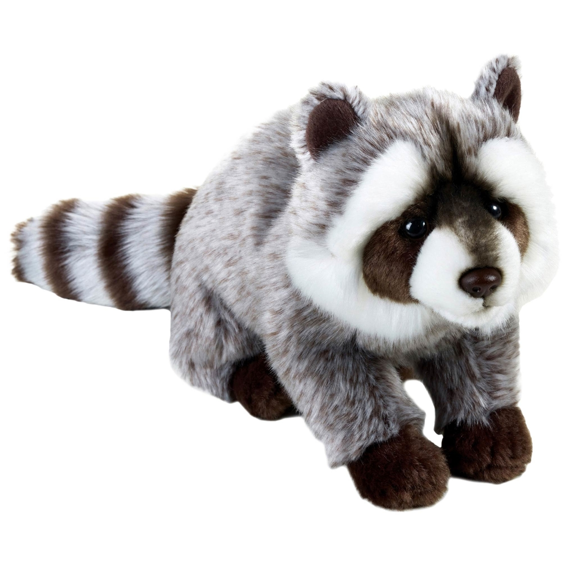 National Geographic Plush Raccoon Stuffed Toys Baby Toys