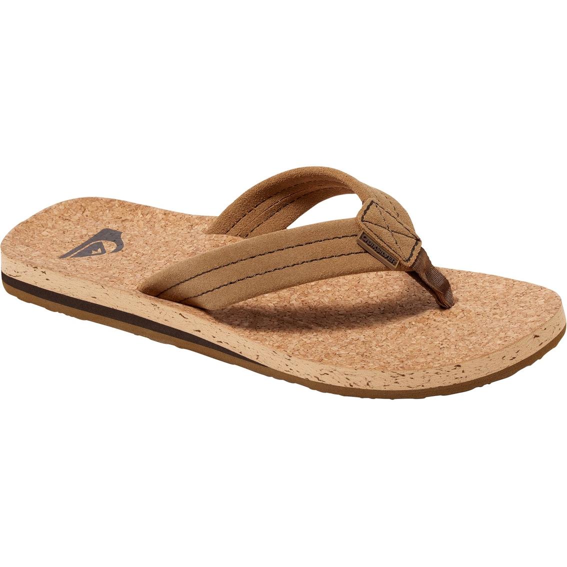 613f8ecf02d Quiksilver Men s Carver Cork Sandals