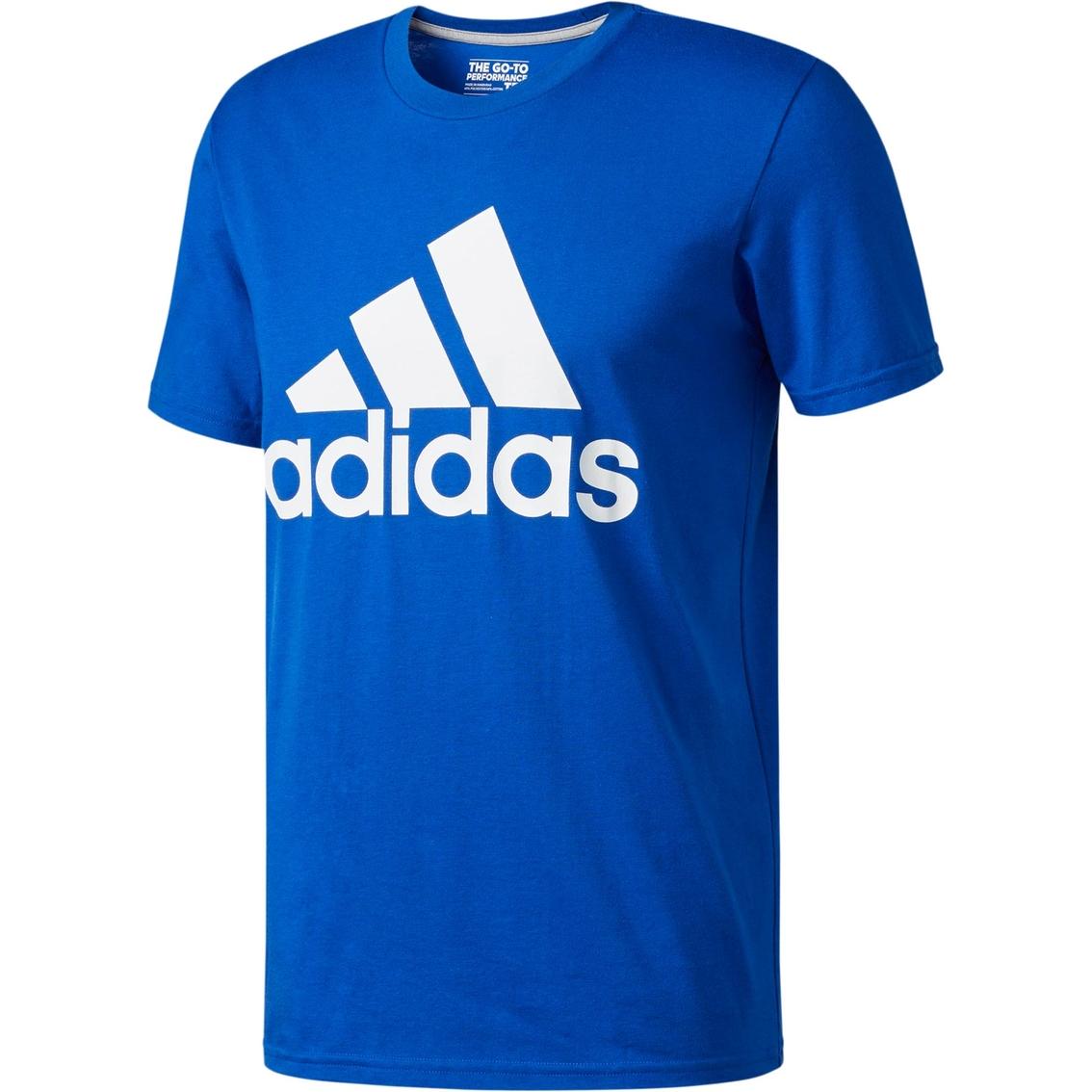Adidas Badge Of Sport Classic Tee 2   Shirts   Apparel