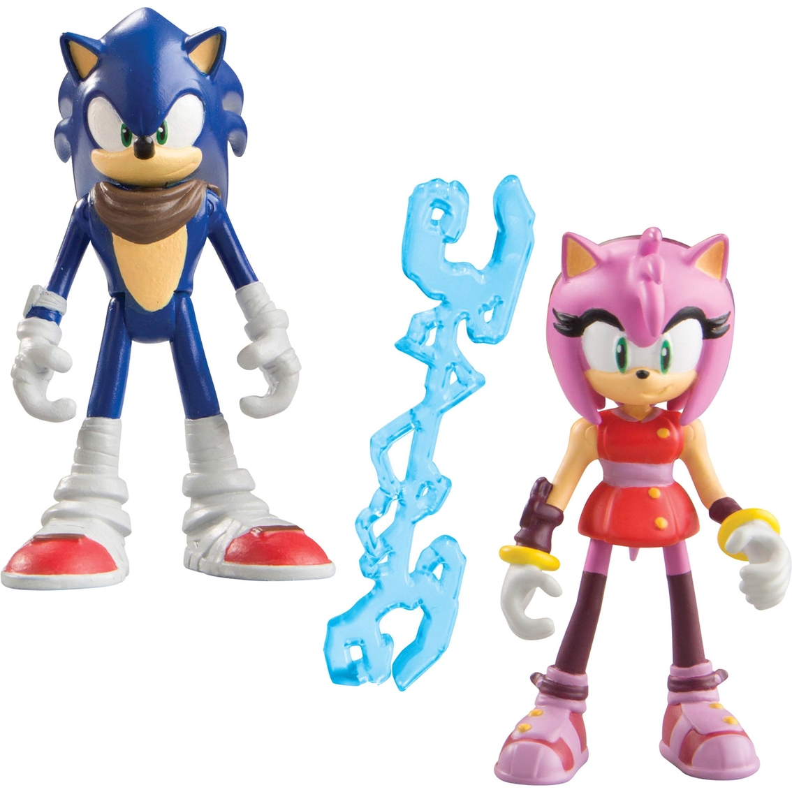 Sonic The Hedgehog 3 In Figure 2 Pk Sonic And Amy Action Figures Baby Toys Shop The Exchange
