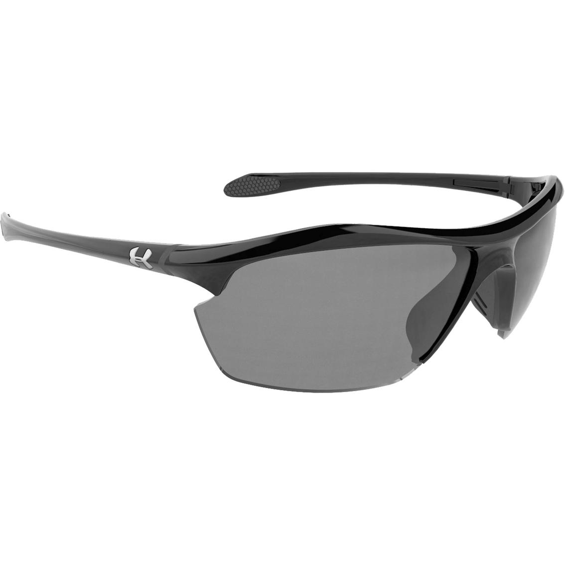 bc1d757d25 Under Armour Zone Xl Polarized Multiflection Lens Sunglasses ...
