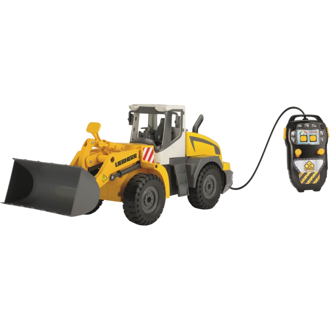Remote Control Construction Toys : Dickie toys remote control construction front loader