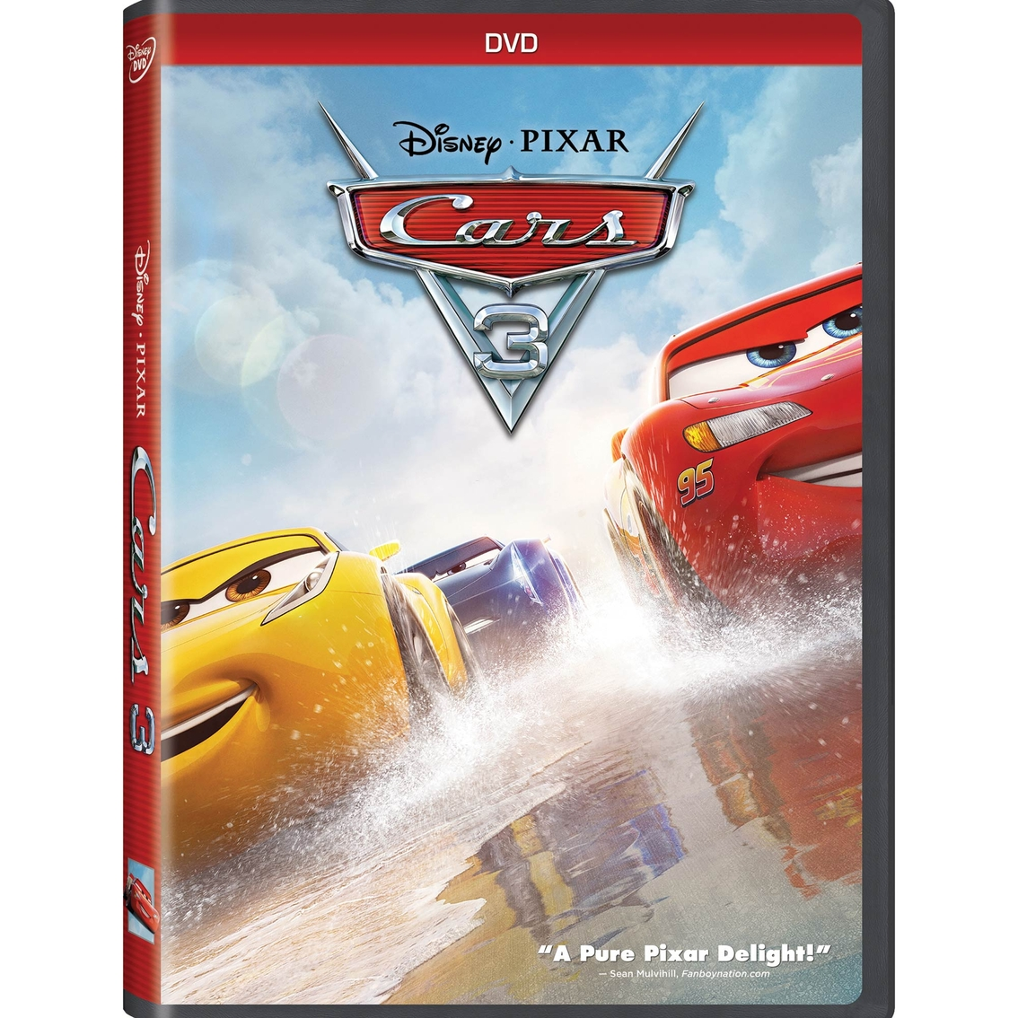 Disney Pixar Cars 3 Dvd Movies Amp Videos Electronics