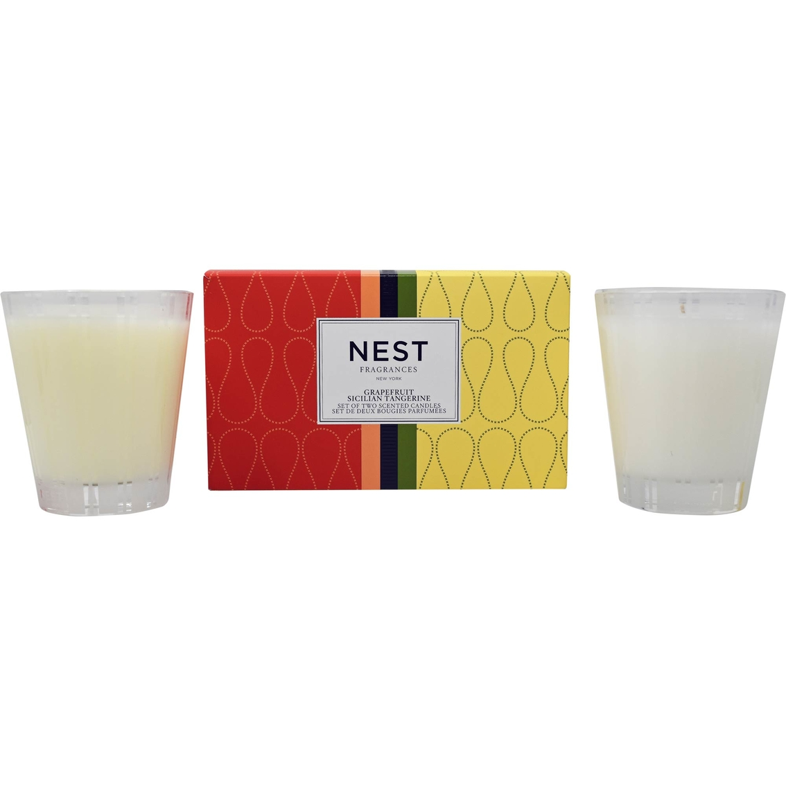 Nest Fragrances Classic Candle Duo Candles Home Fragrance Household Shop The Exchange