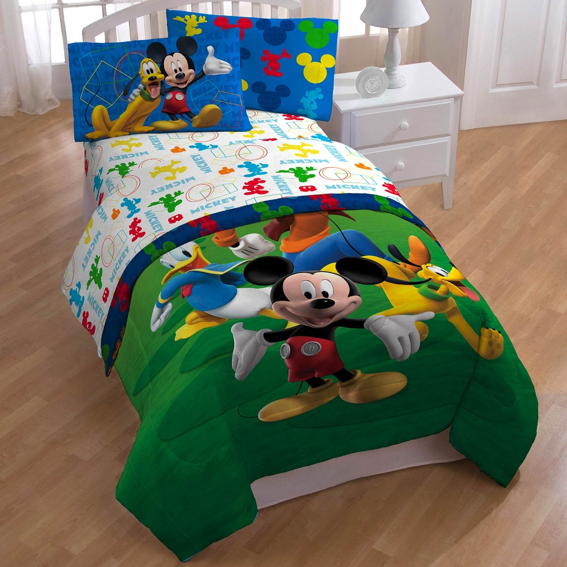 Jay Franco And Sons Disney Mickey Mouse Clubhouse ...