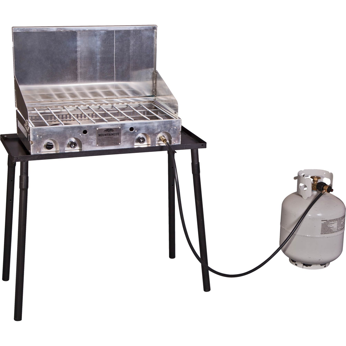 3c58fb922764 Camp Chef Mountaineer 2 Burner Aluminum Stove | Cooking | Sports ...