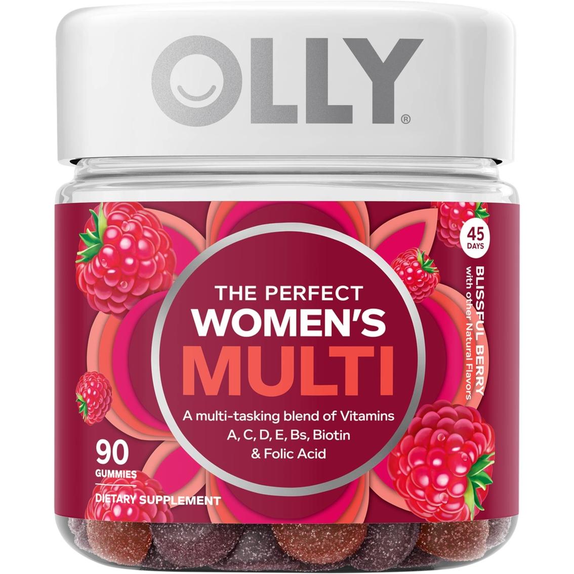 Olly Women S Multi Gummy Vitamin 90 Ct Vitamins Beauty