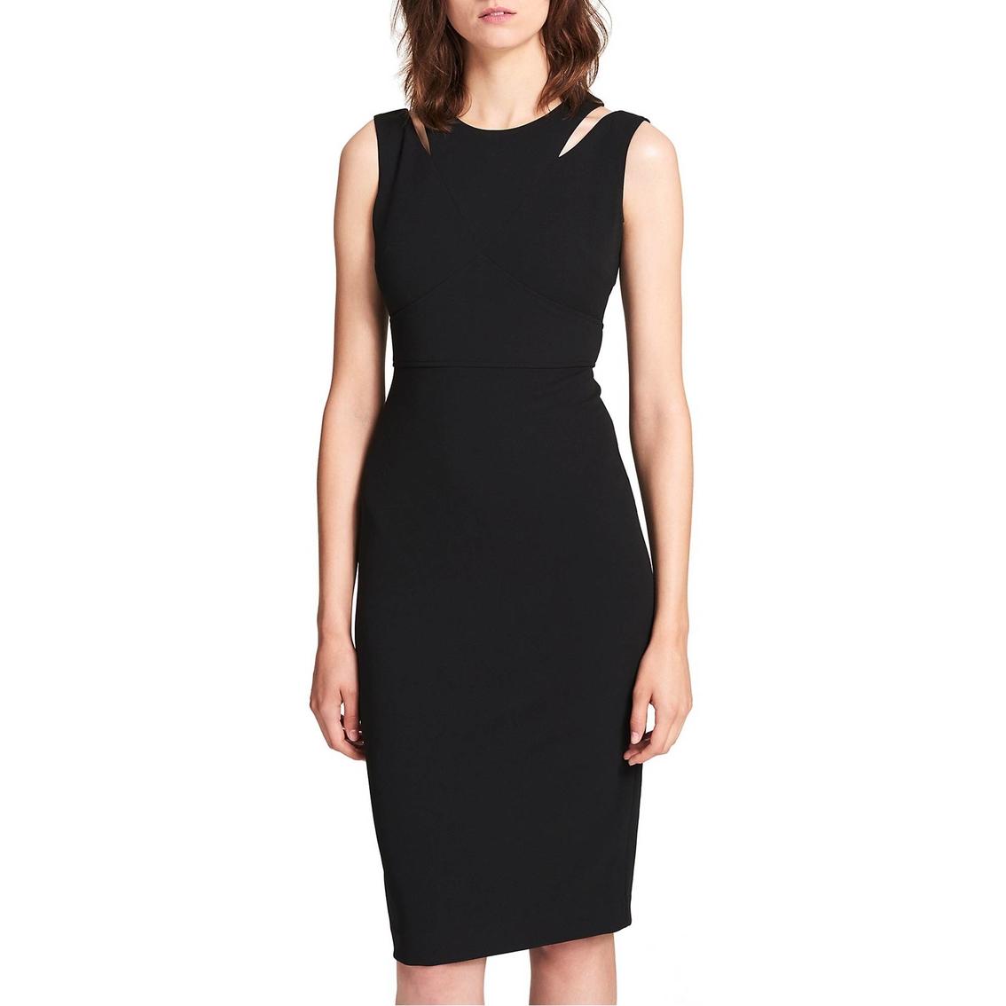 Calvin Klein Ck Cutout Shoulder Sheath Dress | Dresses | Apparel ...