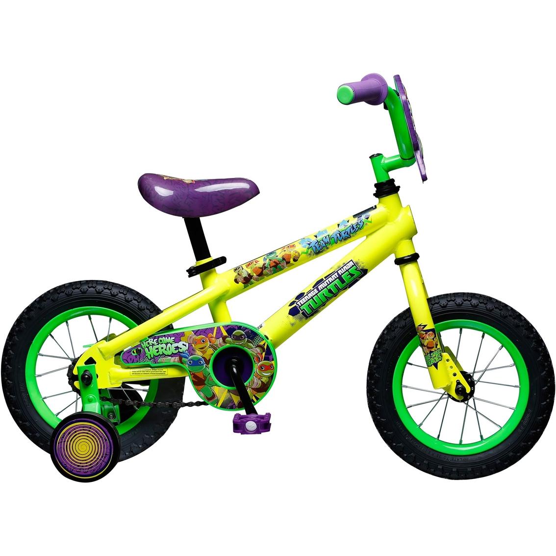 989752e171abd Pacific Cycle Boys Teenage Mutant Ninja Turtles Half Shell Heroes 12 in.  Bike