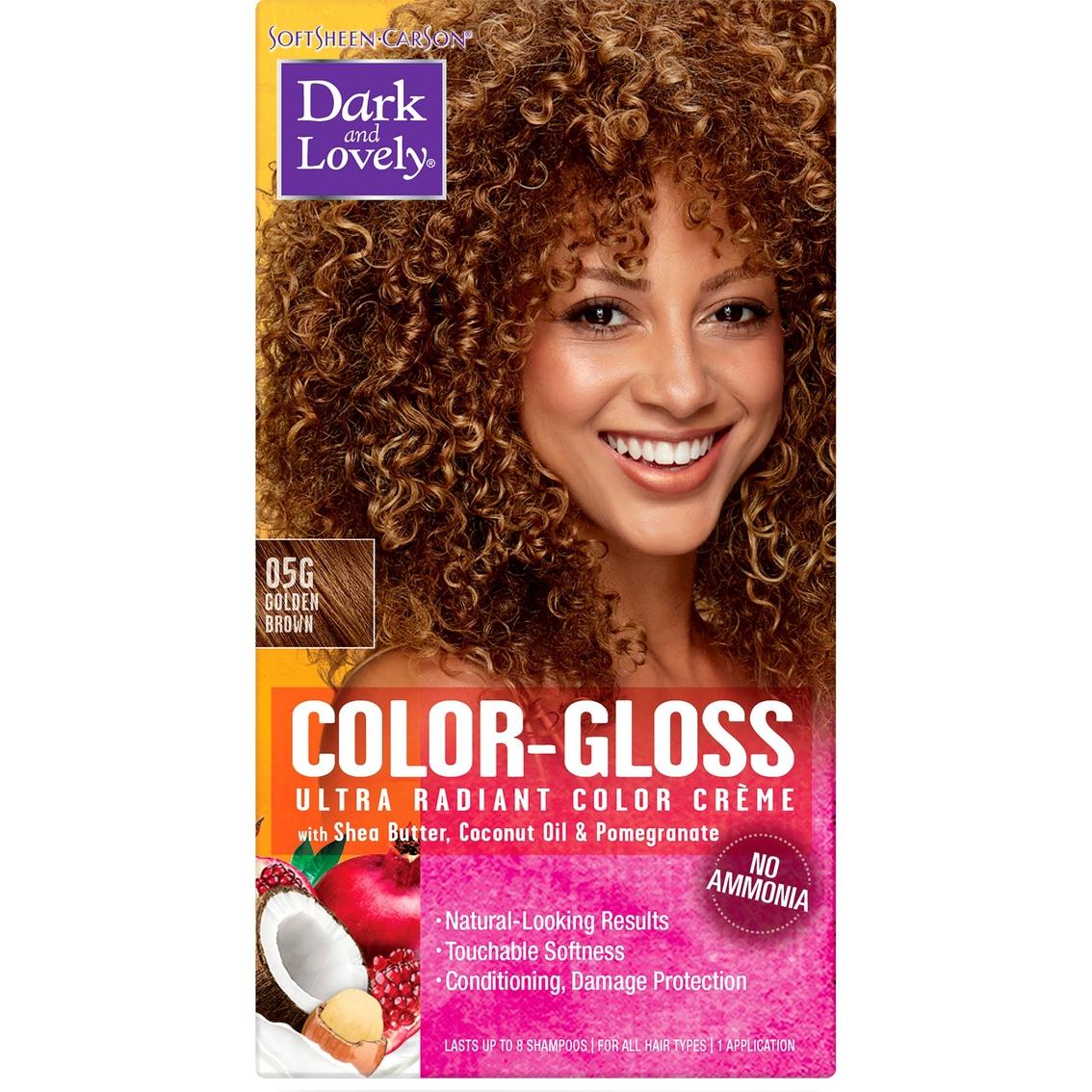 Dark Lovely Color Gloss Hair Treatments Beauty Health Shop