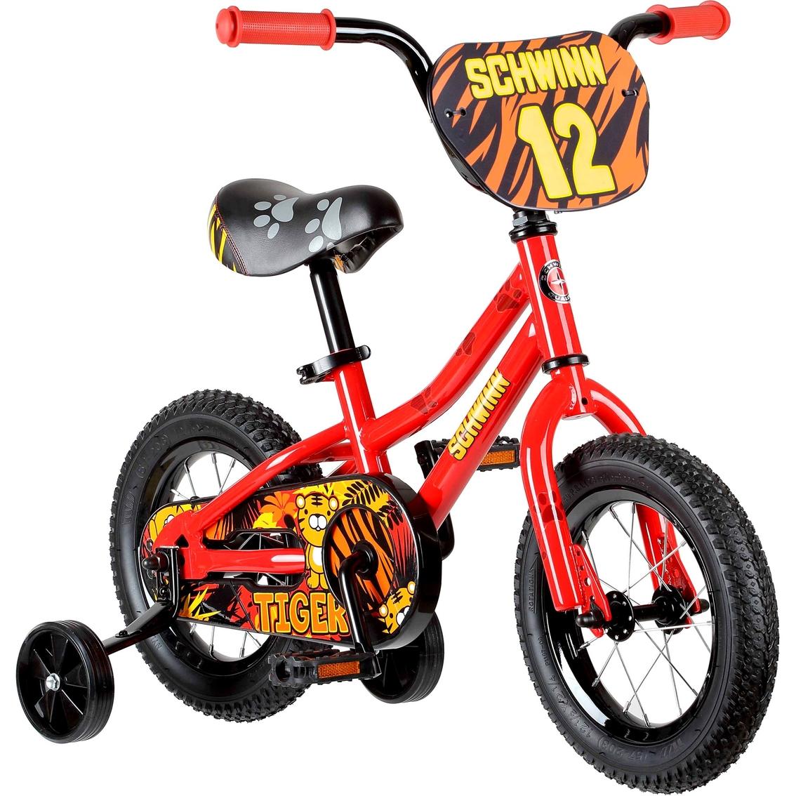 Schwinn Boys Tiger 12 In. Bike - Kids' Bikes - Sports & Outdoors - Shop The Exchange - 웹