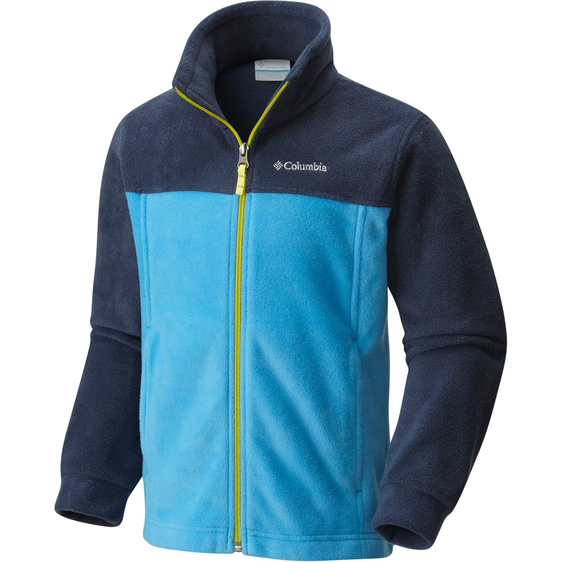 ebc4b0648 Columbia Boys Steens Mt Ii Fleece Jacket | Boys 8-20 | Apparel ...