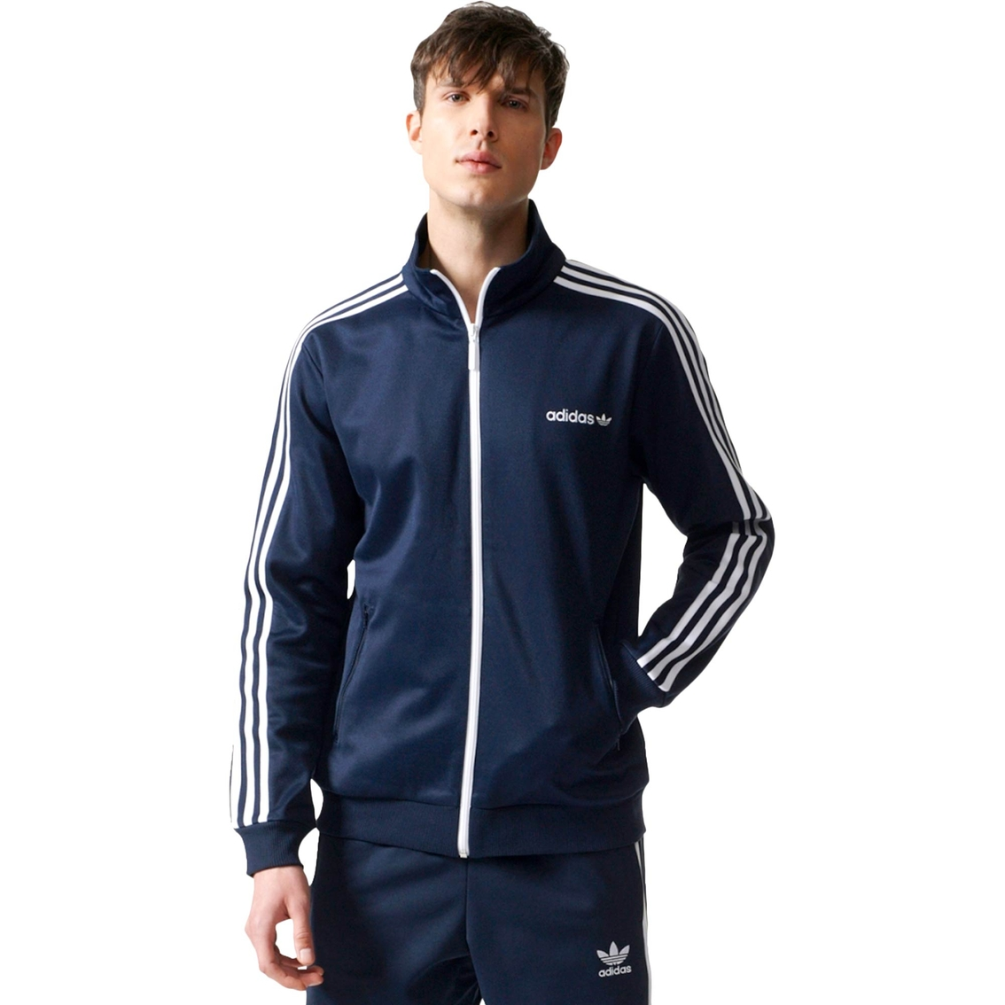 fatiga Pase para saber Maestro  Adidas Beckenbauer Track Jacket | Hoodies & Jackets | Clothing &  Accessories | Shop The Exchange